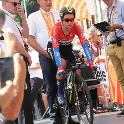 29-08-2017: Wielrennen: Boels Ladies Tour: Wageningen: Annemiek van Vleuten