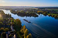 France, Eure (27), Les Andelys, les boucles de la Seine // France, Eure (27), Les Andelys, the loops of the Seine