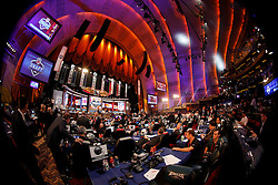 A General view of the hall before the first round of the NFL Draft on April 26th 2012 at Radio City Music Hall in New York, New York. (AP Photo/Brian Garfinkel)