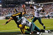 PA: Pittsburgh Steelers v Philadelphia Eagles (Sep 21 2008)