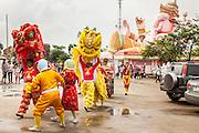 29 SEPTEMBER 2012 - NAKORN NAYOK, THAILAND:       PHOTO BY JACK KURTZ