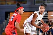 FIU Women's Basketball vs Arizona (Nov 28 2014)