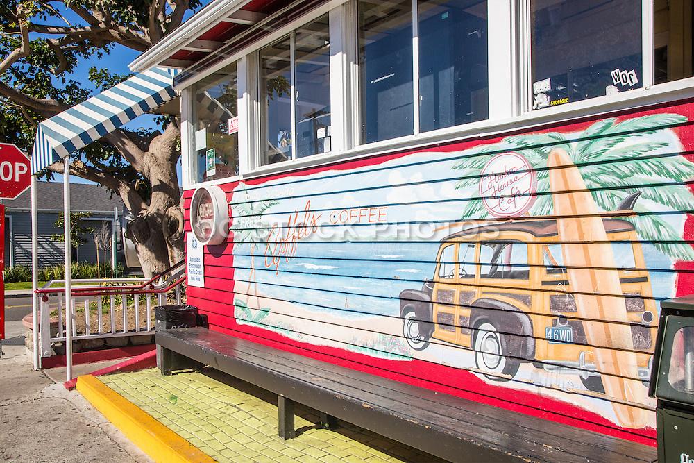 Harbor House Cafe in Dana Point California