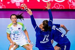 06-12-2019 JAP: Serbia - Slovenia, Kumamoto<br /> last match groep A at 24th IHF Women's Handball World Championship. / Sanja Radosavljevic #2 of Serbia7