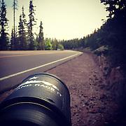 Behind my Nikon