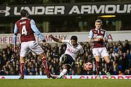 Tottenham Hotspur v Burnley 140115