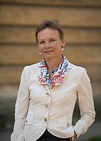 DEU, Deutschland, Germany, Berlin, 21.08.2015: Portrait Prof. Dr.-Ing. Dr. Sabine Kunst, Ministerin für Wissenschaft, Forschung und Kultur des Landes Brandenburg.