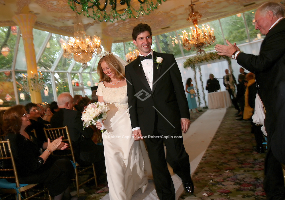 Susannah Porter Martin Gora, a freelance writer, and Zachary Joshua Abella, a law student, were married at Tavern on the Green in New York 7/22/06. Michael Gage, a retired judge of the New York City Family Court in Manhattan, will officiated. Robert Caplin For The New York Times....