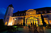 Radisson Blu Resort Schloss Fleesensee (castle hotel), Fleesensee, Germany