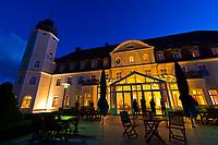 Radisson Blu Resort Schloss Fleesensee (castle hotel), Fleesensee, Germany