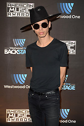 Westwood One Backstage at the American Music Awards Day 2 at the L.A. Live Event Deck. 19 Nov 2016 Pictured: Spencer Ludwig. Photo credit: David Edwards / MEGA TheMegaAgency.com +1 888 505 6342