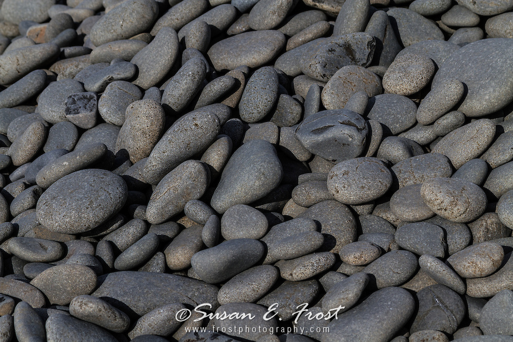 Cluster of Beach Rocks