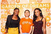 Khalilah Joi, Step Up Student Melanie, and Meagan Holder