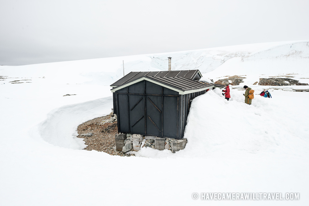 Originally known as Base F and later renamed after James Wordie, chief scientist on Ernest Shackleton's major Antarctic expedition, Wordie House dates to the mid-1940s. It was one of a handful of bases built by the British as part of a secret World War II mission codenamed Operation Tabarin. The house is preserved intact and stands near Vernadsky Research Base in the Argentine Islands in Antarctica.