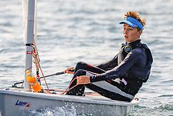 , LJM SH - Landesjüngsten- und Landesjugendmeisterschaft 01. - 02.09.2018, Laser 4.7 - GER 191892 - Frederick - Ole SCHWECKENDIEK -  - Kieler Yacht-Club e. V