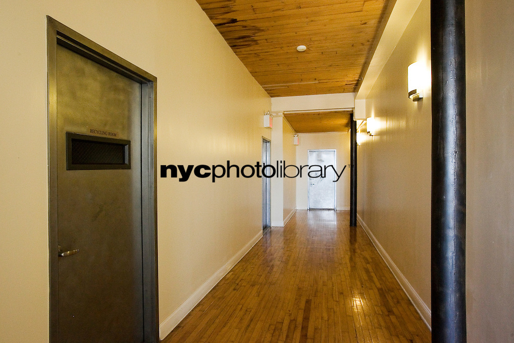 Hallway at 378 Broadway