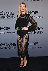 October 24, 2016 - Los Angeles, California, U.S. - Nicola Peltz arrives for the InStyle Awards 2016 at the Getty Center. (Credit Image: © Lisa O'Connor via ZUMA Wire)