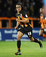 Football : Barnet v Oxford United FA Cup 1st rd 03/11/2012.<br /> Credit : Andrew Cowie / Colorsport<br /> Edgar Davids - Barnet player / Coach