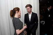 Esquire dinner celebrating being Brilliant, Young and British hosted by editor Jeremy Langmead at Aqua Nueva, Fifth Floor, 240 Regent Street , London 1 June 2010. -DO NOT ARCHIVE-© Copyright Photograph by Dafydd Jones. 248 Clapham Rd. London SW9 0PZ. Tel 0207 820 0771. www.dafjones.com.