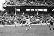 08.08.1971 Football All Ireland Junior Semi Final Mayo Vs Tyrone.Senior Team?