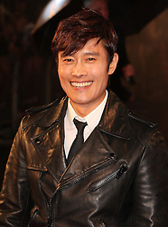 BYUNG HUN-LEE during the film premiere, G.I.Joe - Retaliation, Empire Cinema, Leicester Sq, London, UK, 18 March, 2013. photo by: i-Images..