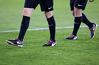 Football - 2016 / 2017 Premier League - Southampton vs. Everton<br /> <br /> Match officials wearing Rainbow Laces in a display of solidarity against homophobia. The campaign from LGBT right group Stonewall is to show support for lesbian, gay, bi and transgender players and fans.<br /> <br /> COLORSPORT/SHAUN BOGGUST