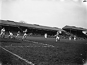1956 Hurling match: Ireland v Combined Universities