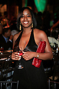 """Cheryl Talley, Alize Brand Manager,  at The Ludacris Foundation 5th Annual Benefit Dinner & Casino Night sponsored by Alize, held at The Foundry at Puritan Mill in Atlanta, Ga on May 15, 2008.. Chris """"Ludacris"""" Bridges, William Engram and Chaka Zulu were the inspiration for the development of The Ludacris Foundation (TLF). The foundation is based on the principles Ludacris learned at an early age: self-esteem, spirituality, communication, education, leadership, goal setting, physical activity and community service. Officially established in December of 2001, The Ludacris Foundation was created to make a difference in the lives of youth. These men have illustrated their deep-rooted tradition of community service, which has broadened with their celebrity status. The Ludacris Foundation is committed to helping youth help themselves."""