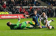 Swansea City v Newcastle United 041213