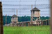 Majdanek Concentration Camp, Poland.