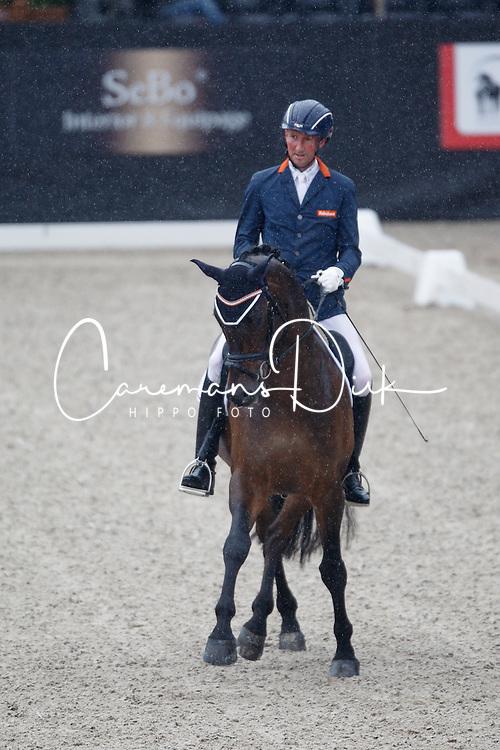 Hosmar Frank, (NED), Aplhaville NOP<br /> Para Dressuur Finale<br /> Dutch Championship Dressage - Ermelo 2015<br /> © Hippo Foto - Dirk Caremans<br /> 19/07/15
