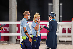 Nilshagen Therese, SWE, Dante Weltino Old, 167<br /> Olympic Games Tokyo 2021<br /> © Hippo Foto - Stefan Lafrentz<br /> 27/07/2021