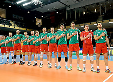 20150109 NED: FIVB U21 WK kwalificatie Duitsland - Bulgarije, Zwolle