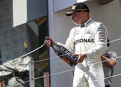 July 30, 2017 - Budapest, Hungary - Motorsports: FIA Formula One World Championship 2017, Grand Prix of Hungary, ..#77 Valtteri Bottas (FIN, Mercedes AMG Petronas F1 Team) (Credit Image: © Hoch Zwei via ZUMA Wire)