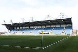 Oxford United's Kassam Stadium  - Photo mandatory by-line: Nigel Pitts-Drake/JMP - Tel: Mobile: 07966 386802 08/03/2014 - SPORT - FOOTBALL -  Kassam Stadium - Oxford - Oxford United v Burton Albion - Sky Bet League Two