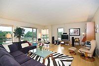 Living Room at 374 West 11th Street