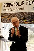 U.S. ambassador to the Portugal, Alfred Hoffman