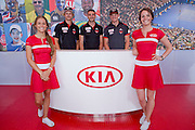 KIA promotion at the Australian Open, Melbourne Park