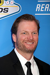 Dale Earnhardt Jr. attending the 2016 NASCAR Sprint Cup Series Awards