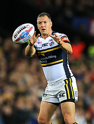 Leeds Rhinos' Danny Maguire during the Betfred Super League Grand Final at Old Trafford, Manchester.