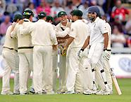 First npower Test Match - Day 4