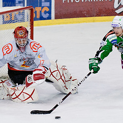 20111120: SLO, AUT, Ice Hockey - EBEL League 2011-2012, 23rd Round