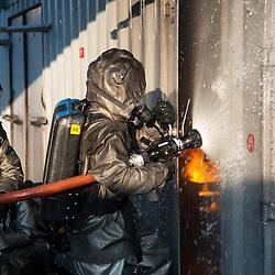 2012/03 Compagnie des Marins Pompiers de Brest