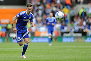 Cardiff City's Tom Lawrence in action. Skybet football league championship match, Cardiff city v Birmingham city at the Cardiff city stadium in Cardiff, South Wales on Saturday 7th May 2016.<br /> pic by Carl Robertson, Andrew Orchard sports photography.