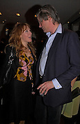 Charlotte Tilbury and the Marquess of Worcester, Party to celebrate the publication of 'Rita's Culinary Trickery' by Rita Konig. Morton's. 18 November 2004.  ONE TIME USE ONLY - DO NOT ARCHIVE  © Copyright Photograph by Dafydd Jones 66 Stockwell Park Rd. London SW9 0DA Tel 020 7733 0108 www.dafjones.com