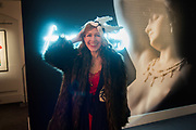 ROWAN PELLING, Sotheby's Erotic sale cocktail party, Sothebys. London. 14 February 2018