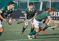 WASSENAAR - Tristan Algera (Rotterdam)   tijdens de hoofdklasse competitiewedstrijd heren, HGC-HC ROTTERDAM (0-7) .     COPYRIGHT  KOEN SUYK