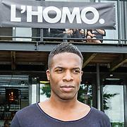 NLD/Amsterdam20160627 - Presentatie L'Homo 2016, Jeremey Sno