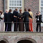 NLD/Apeldoorn/20070901 - Viering 40ste verjaardag Prins Willem Alexander, hoffotograaf maakt nog wat prive foto's