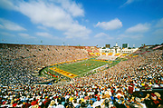 USC Trojans Football Game, The Coliseum, Los Angeles, California (LA)